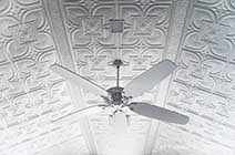 pressed tin ceiling and wall panels Adelaide